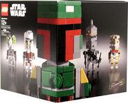 Lego BobaFettCubeDude