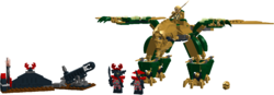 The Golden Dragonn