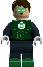 Green Lantern (New 52 in game)