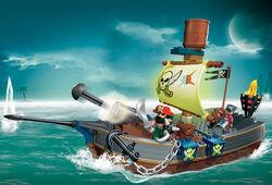 7881 Pirate Ship