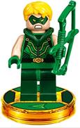 Green Arrow toytag