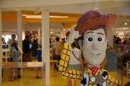 Downtown Disney Woody