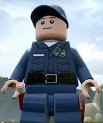 SS Venture Crewman