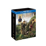 The Hobbit bluray with Bilbo Baggins