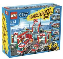 66255 Superpack Emergency Services Value Pack