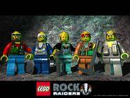 Rock Raiders poster 2