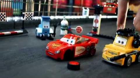 LEGO® Cars 2 - TV commercial
