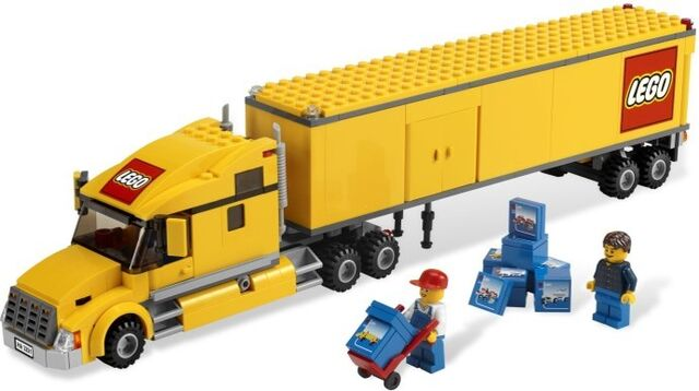 File:LEGO Delivery Truck.jpg