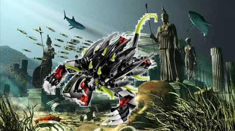 Lego shadow snapper sound effect
