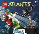DKAtlantis LEGO Brickmaster Atlantis