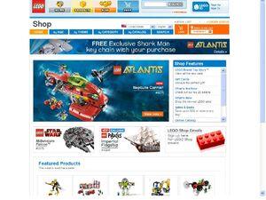Lego Shop @ Home (Screen)