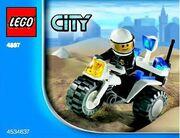 4897 Police Trike