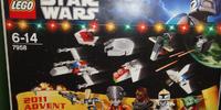Lego Star Wars: Advent Calender 2011