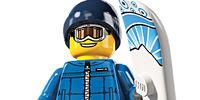 Series 5:Snowboarder Guy