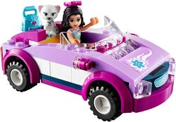 LEGO Friends Emma's Sports Car 41013 2