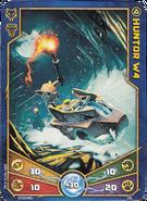 Huntor W4 Speedor card