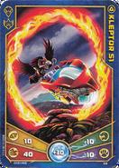 Kleptor S1 Speedor card