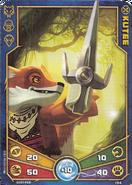 Kutee Weapon card