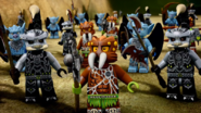 Dark Tribes' Soldiers
