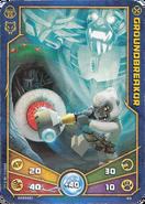Groundbreakor Weapon card