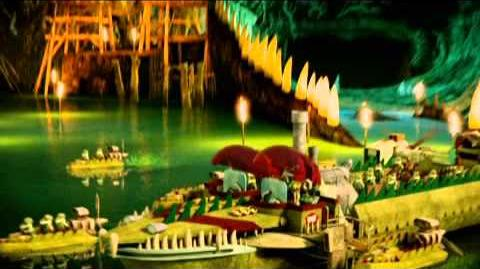 LEGO Legend of Chima Ep 01 - The Legend of Chima