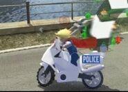 Policebikeinmarvel