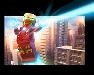 Iron man beam