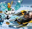 76000 Arctic Batman vs. Mr. Freeze: Aquaman on Ice