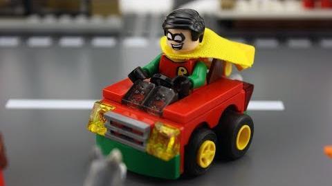 LEGO® Mighty Micros Racing