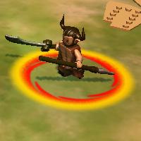 Roar In-game