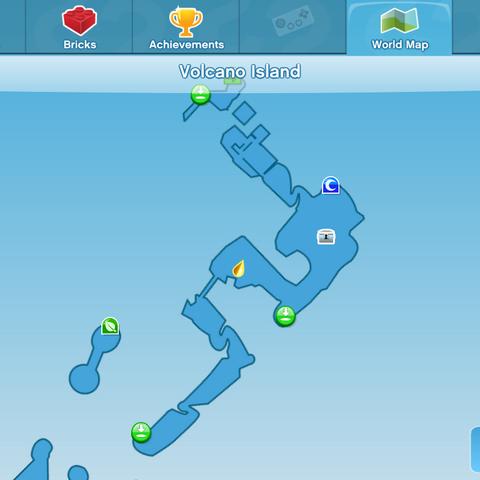 Yarr, Me Smashies Location World Map