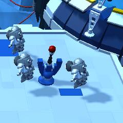Space Command HQ, Anti-Boss Build