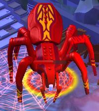 Crimson Leg Gargantuan