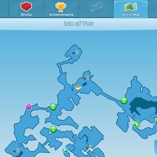 Big Game Hunter Location World Map