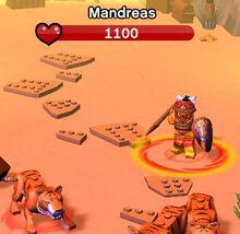 Mandreas
