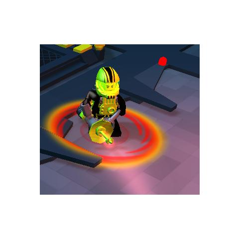 Shadrack Circuit-Burn In-game