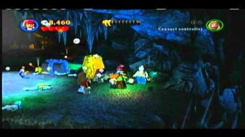 Lego Pirates of the Caribbean - Part 1 of Isla de Muerta