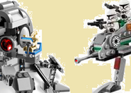 The Clone Wars - Battle of Geonosis