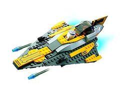 JEDI STAR FIGHTER (CLONE WARS)