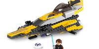 7669 Anakin's Jedi Starfighter