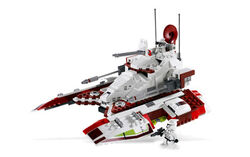 7679 Republic Fighter Tank