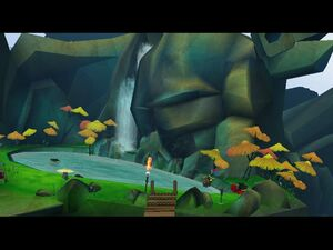 LEGO Universe Tortoise-Terrace