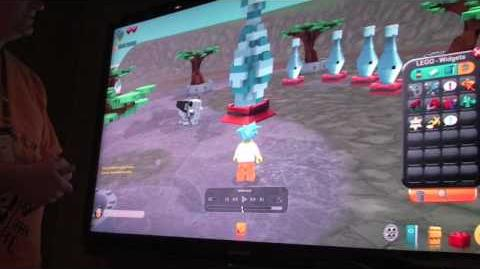 Programming Objects in LEGO Universe, with Mark William Hansen