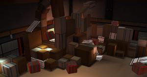Ninjago Storeroom 1