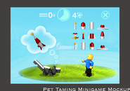 Pet Taming Mockup
