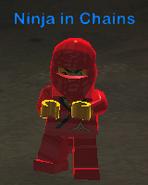 Ninja in chains