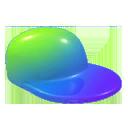 Prismatic cap