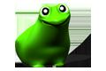Green Frog Hatchling
