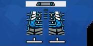 Legs Fackit Samurai3 Var I1