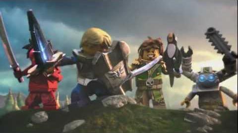 LEGO Universe intro